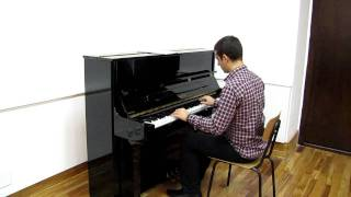 Tom and Jerry piano
