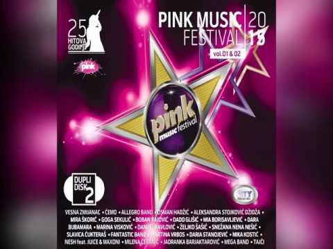 PINK MUSIC FESTIVAL 2015 - Cemo ft.DJ! Djuka & DJ Emil - Vezi se , polecemo // OFFICIAL AUDIO HD