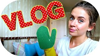 VLOG: Уборка квартиры - как я это делаю?(, 2015-07-30T16:15:42.000Z)