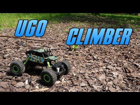 UGo Climber - Zdalnie Sterowana Terenówka RC 1:18 W Ciężki Teren. Test, Recenzja, Prezentacja