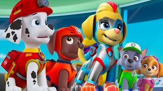 Paw Patrol | Paw Patrol on a Roll | PAW Patrol Mighty Super PAW | Nick Jr. HD