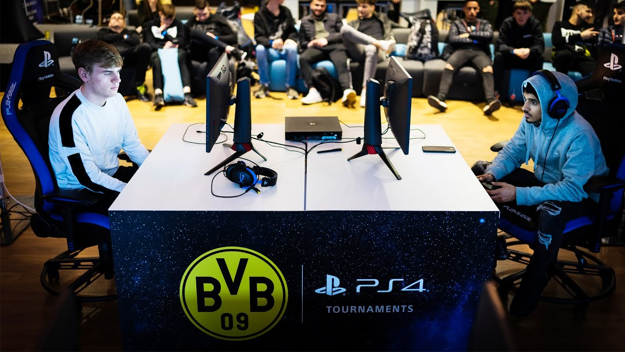 FIFA 20 PS4 Tournaments Club Challenge im SIGNAL IDUNA PARK