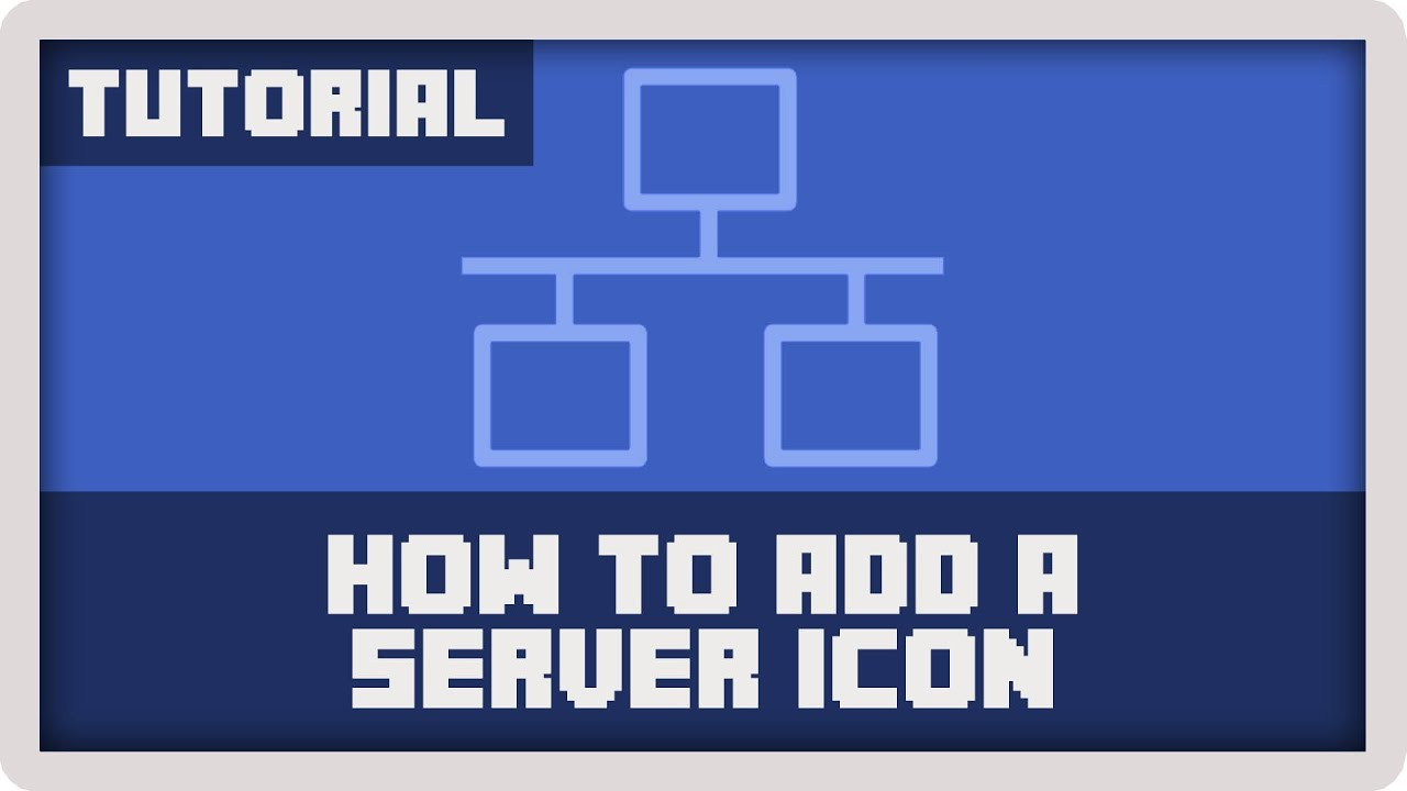 Can Anyone Tell Me How To Add A Server Icon Please Server Support And Administration Support Minecraft Forum Minecraft Forum