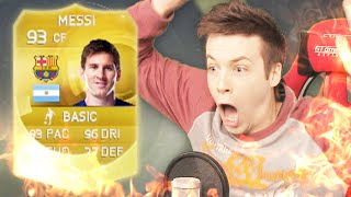 One of TWOSYNC's most viewed videos: MESSI IN A PACK!! - FIFA 15 PACK OPENING