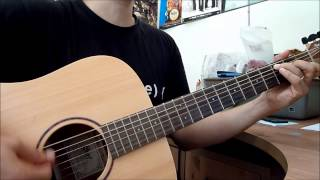 Behind That Locked Door - George Harrison`s acoustic cover