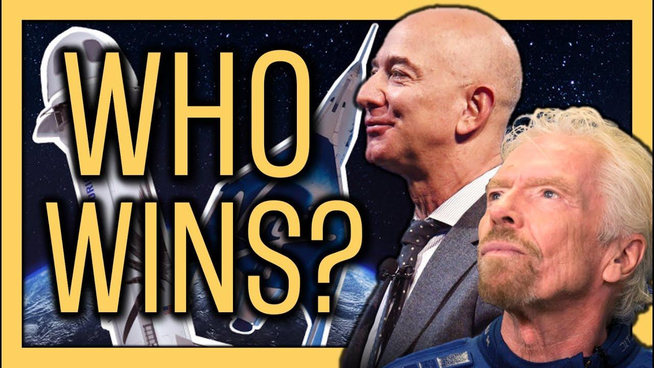 🚀  Virgin Galactic vs Blue Origin - Who Wins?