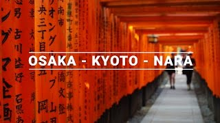 japan travel guide osaka 大板 kyoto 京都 nara 奈良   the travel intern