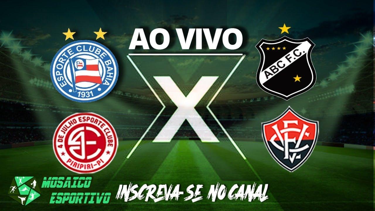 Copa do Nordeste: transmissão da rodada dupla com equipe do M.E