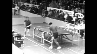 1970 SOC (ms-sf) Stellan Bengtsson Vs Chuang* Tse-tung [Full Match/720p](1970 Swedish Open Championships (SOC) # Men's Singles Semifinals: Stellan Bengtsson (SWE) Vs Chuang Tse-tung (CHN) * Chuang Tse-tung OR Zhuang ..., 2013-12-07T16:22:13.000Z)