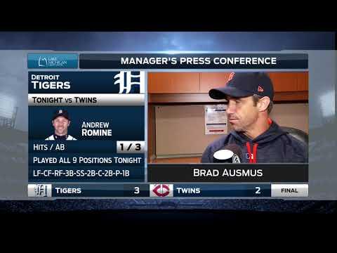 Tigers LIVE Postgame 9.30.17: Brad Ausmus