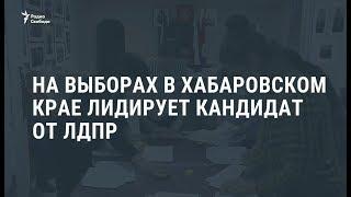 Кандидат от ЛДПР лидирует на выборах в Хабаровском крае / Новости