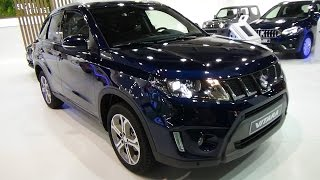 2018 Suzuki Vitara 1.6 4WD Special Edition - Exterior and Interior - Automobile Barcelona 2017