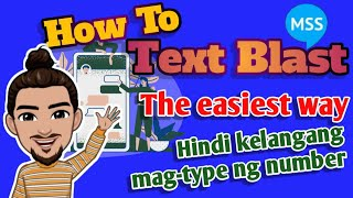 How To Text Blast   The Easiest Way   A Step-by-Step Guide 2021 screenshot 5