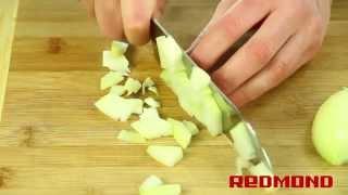 Суп гороховый в мультиварке-скороварке REDMOND RMC-M4504
