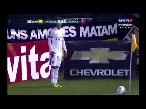 Criciúma 3 x 2 Paraná   Melhores Momentos   Campeonato Brasileiro Série B 22 07 2016
