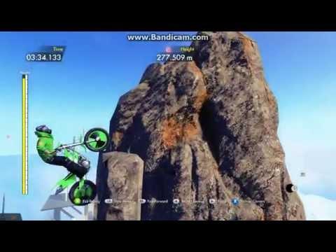 Trials Fusion(PC): Ice Climb