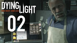Dying Light Walkthrough - Part 2 - Antizin Hunt (PC Gameplay)