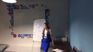 ⌚10:00 Обучение Тема: Квадрат денежного потока  Уздембаева Мадина