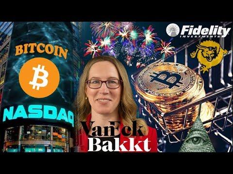 💥BREAKING: NASDAQ to Launch $BTC Futures!!! Institutions Secretly Accumulating? $BTC Won't Last?!?
