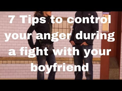 fight during dating