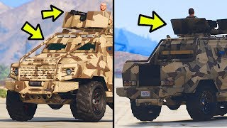 10 THINGS YOU NEED TO KNOW ABOUT THE NEW INSURGENT CUSTOM BEFORE YOU BUY! (GTA 5 Update)