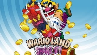 CGRundertow WARIO LAND: SHAKE IT! for Nintendo Wii Video Game Review