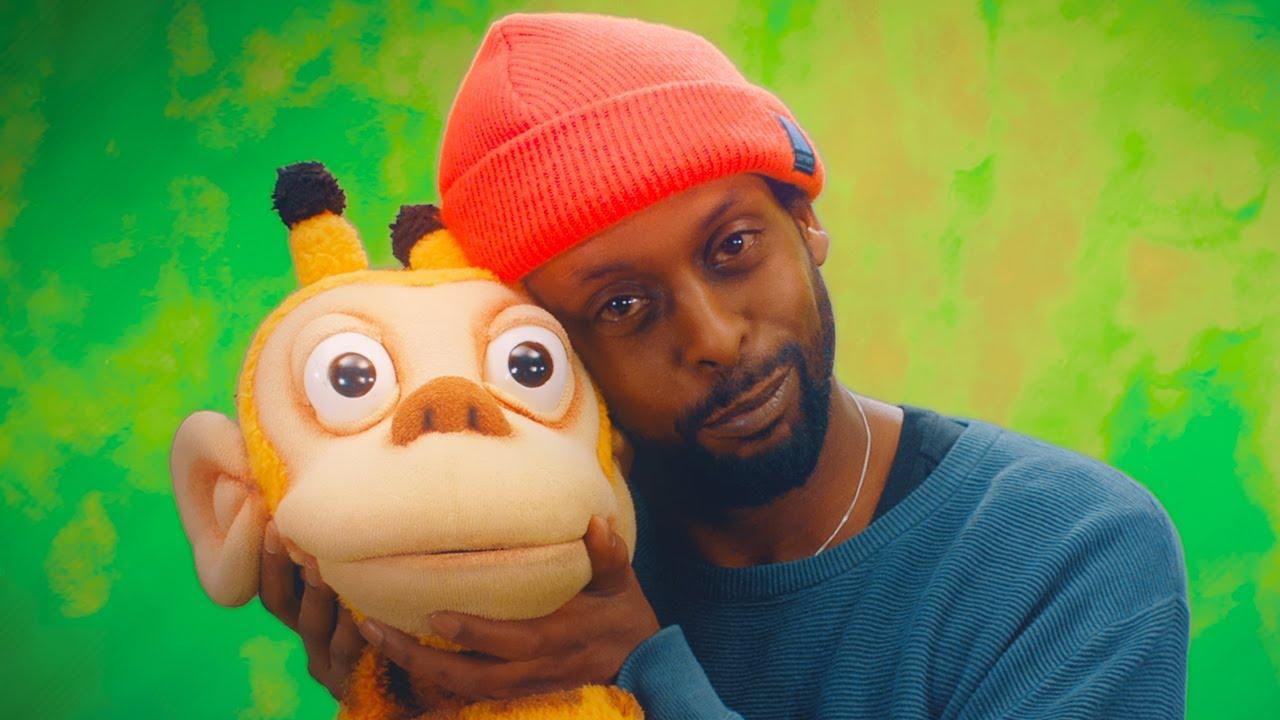 Afrob – Manchmal hab' ich Wut | Giraffenaffen 6