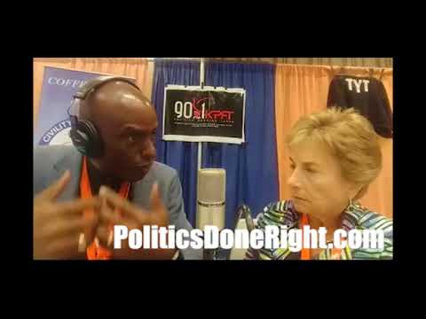 Politics Done Right on KPFT - Progressives working hard to reclaim America and beyond
