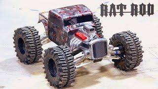 WHAT HAPPENED TO MY RAT ROD GRiM REAPER MONSTER TRUCK? | RC ADVENTURES