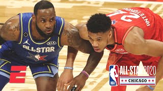 2020 NBA All-Star Gąme Highlights | Team LeBron vs. Team Giannis