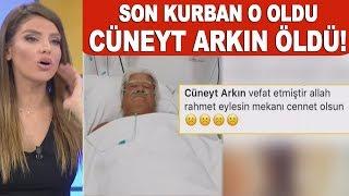 Sosyal medya yine yaptı yapacağını Son kurban Cüneyt Arkın oldu