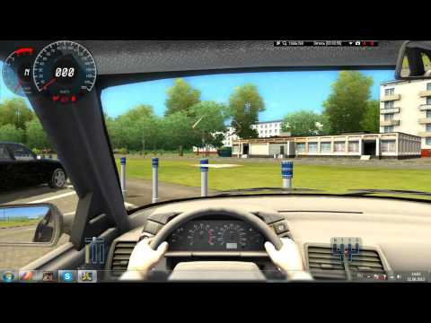 Как сделать руль 3d инструктора 245
