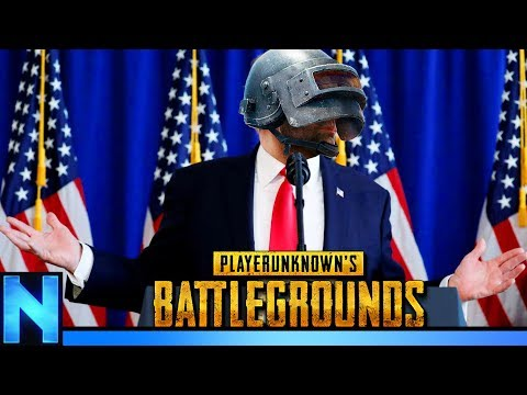 PUBG PROTECT THE PRESIDENT - Safety Not Guaranteed!