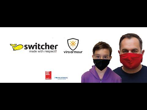 Video HEIQ Switcher Viroarmour