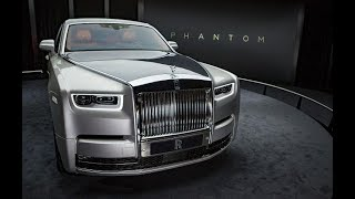 Новый Phantom 8 от Rolls Roys  самое тихое авто на планете