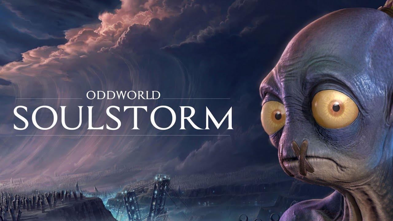 Download Oddworld: Soulstorm - Full Game Walkthrough Gameplay (PS5 60FPS)