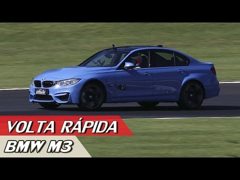 BMW M3 - VOLTA RÁPIDA COM RUBENS BARRICHELLO #65 | ACELERADOS