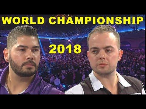 Klaasen v Dekker (R1) 2018 World Championship