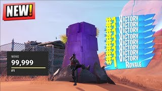 How to get UNLIMITED WINS by using this Fortnite glitch! Get A Win Every 10 Second (Season 9 Glitch)