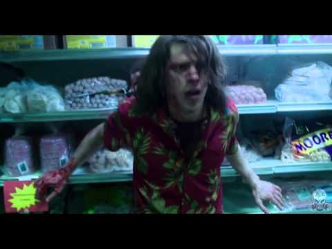 American Ultra Max Goods Store Fight Scene