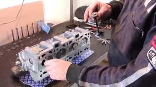 видео Ремонт головки блока цилиндров ВАЗ 2108 своими силами
