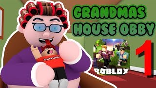 ROBLOX Grandmas House Obby Gameplay Walkthrough Part 1 / Android iOS