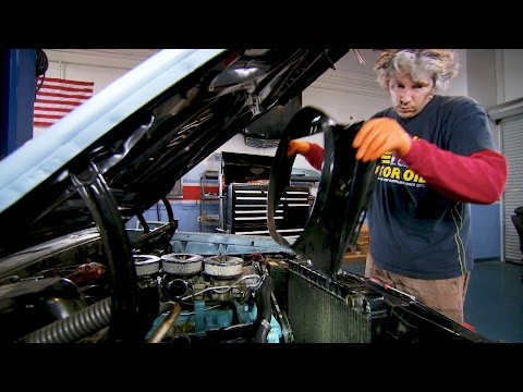 Taming a Hot '65 GTO with a Custom Cooling Solution