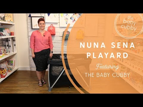 Nuna Sena Aire Playard Review