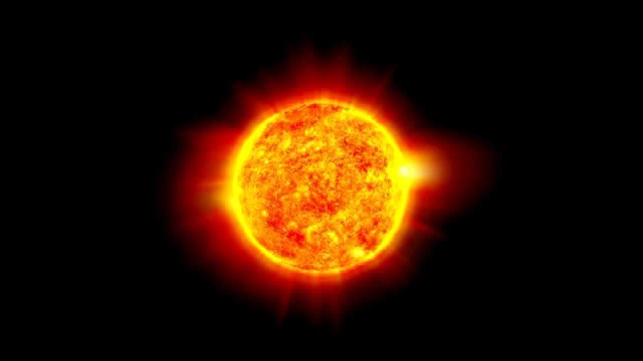 солнце картинки в космосе