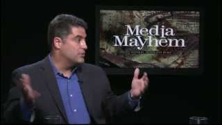 Cenk Uygur on Limbaugh, CNN, Ann Romney & the New Journalism