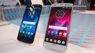 Motorola Moto Z2 Force and 360 camera mod hands-on thumbnail