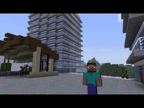 Architecture firm holds competition in Minecraft