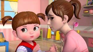 Консуни и ее друзья– Супер Консуни – Серия 16 - мультики для детей