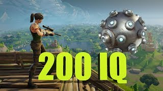200 IQ IMPULSE BY DRLUPO - NINJA GETS 100K BITS LIVE - FORTNITE Battle Royale FUNNY MOMENTS!